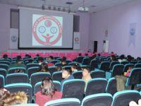 Çemişgezek'te öğrenciler sinema keyfi yaşadı