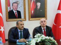 İçişleri Bakan Yardımcısı Erdil, Tunceli'yi ziyaret etti