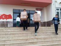Antalya'dan Ovacık ilçesine kitap desteği