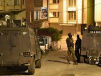 16 öğrenci gözaltına alındı