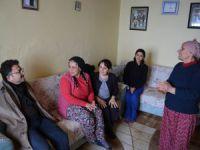 Kaymakam Çam'dan yaşlı ve hasta vatandaşlara ziyaret