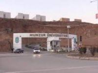 Munzur Üniversitesinde iki yeni yüksek lisans programı açıldı