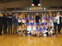 Voleybol Bayanlar Bölgesel Ligi Tamamlandı