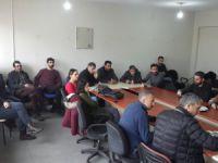 Rehberlik Öğretmenleri 2. dönem İl Koordinasyon toplantısı yapıldı