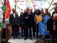 HDP seçim bürosunu açtı