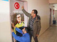 Korucular, Okulu Şehit Fotoğraflarıyla Donattı