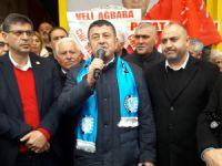 CHP Genel Başkan Yardımcısı Ağbaba'dan Tunceli'ye ziyaret