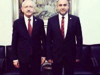CHP İl Başkanı Çelik istifa etti