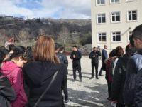 Çemişgezekli vatandaşlar depremi simülasyon tırında yaşadı
