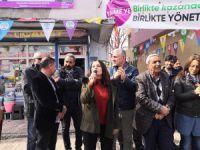 Devrimci Güç Birliği, Ovacık seçim bürosunu açtı