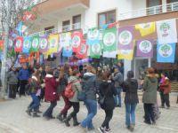 HDP kadın seçim bürosu açıldı