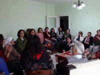 Devrimci Güçbirliği adayları kadınlarla buluştu