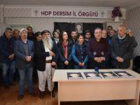 HDP Dersim il örgütünden Gezen için açıklama