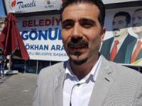 AK Parti adayı Arasan: Tunceli'nin geleceği turizmde