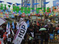 HDP Dersim'de miting düzenledi