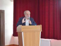Yazar Dursun Ali Taşçı'dan öğrencilere konferans