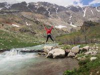 Doğa tutkunları Mercan Vadisi'ne akın etti