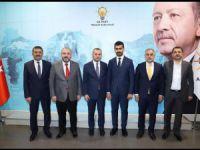 AK Parti 4 ilçe başkanı atamasını yaptı