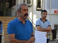 Belediye Başkanı Maçoğlu'dan  gözaltı tepkisi