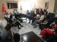 Hukukçular Derneği'nden Belediyeye destek ziyareti
