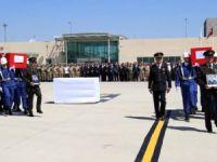 Hayatını kaybeden askerler için tören düzenlendi