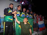 Dünya Rafting Şampiyonası sona erdi