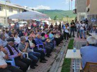 Ovacık Belediyesi sokakta toplantı yaptı