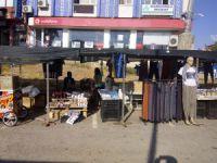 Seyit Rıza Meydanı'nda standlar açıldı