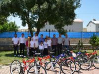 En çok kitap okuyan öğrencilere bisiklet