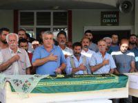 Kazada hayatını kaybeden aile toprağa verildi