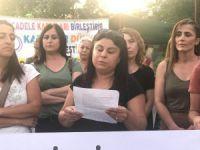 Kadınlar cinsel istismarı protesto etti