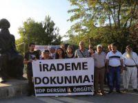 Dersim'de bir ay süreyle eylem ve etkinlikler yasaklandı