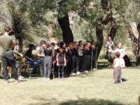 Ovacık'ta Ayaz ve Nupelda kardeşlere atfen çocuk şenliği