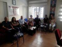 Milletvekili Kenanoğlu'ndan  Dersim'deki kurumlara ziyaret