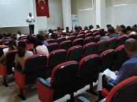 70 personele oryantasyon eğitimi