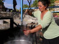 Dersim'in geleneksel kış içeceği: Üzüm şerbeti