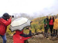 Sonbahar renkleriyle büyüleyen Dersim'e fotoğrafçı ilgisi