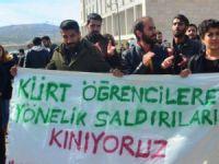 Munzur Öğrenci Dayanışması'ndan basın açıklaması