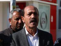 Akpazar'da oturma eylemi ve basın açıklaması
