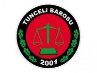 Tunceli Barosu: Devlet Dersim'den resmi özür dilemeli