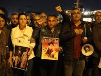 Kadıköy'de Seyit Rıza anması