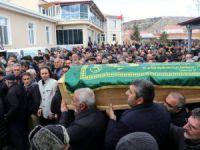 İsviçre'de hayatını kaybedenler toprağa verildi