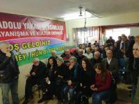 DEDEF'ten Yılmaz Çelik'in tutuklanmasına tepki