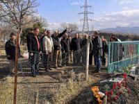 Ali Tütmez mezarı başında anıldı: Yeri doldurulamaz bir boşluk