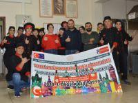 14 öğrenci Romanya'da staj eğitimi alacak