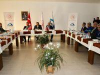 FKA toplantısı yapıldı