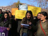 Dersimli Kadınlardan tacize ve tecavüze karşı tepki!