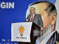 İl Başkanı Tek'ten CHP'li Özkoç'a tepki