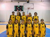 Kız Basketbol Takımı finale kaldı