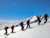 Munzur Dağları'na tırmanış